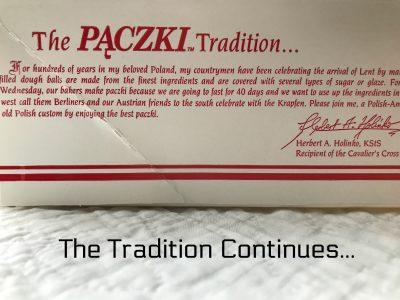 its paczki