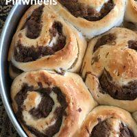 Hot Beef Pinwheels