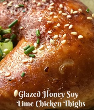 glazed honey
