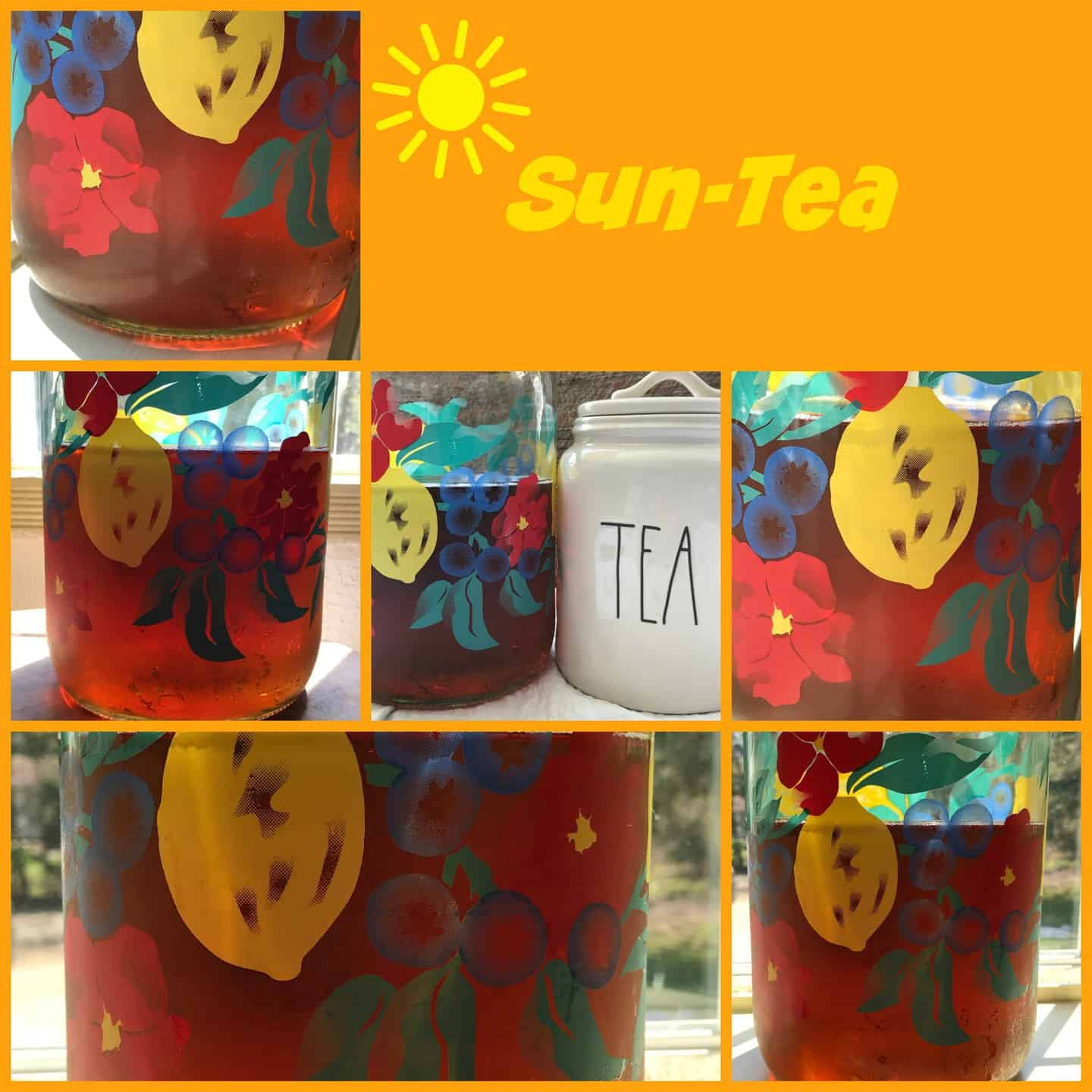 Sun Tea How to Make this Summertime Classic