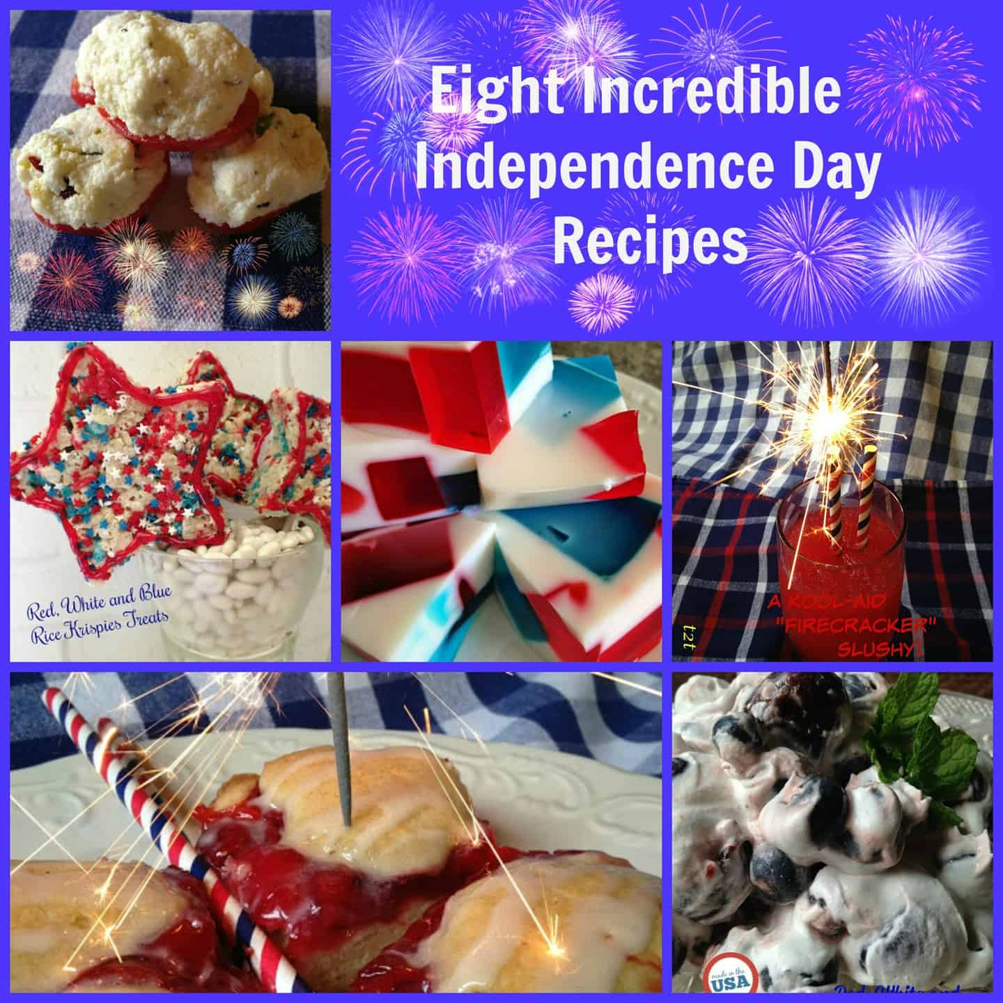 Incredible Independence Day Recipes
