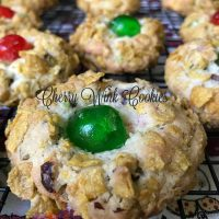 Cherry Winks Cookies A Classic Cookie