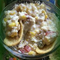 Hot Chicken Corn Dip Snack n' Pack
