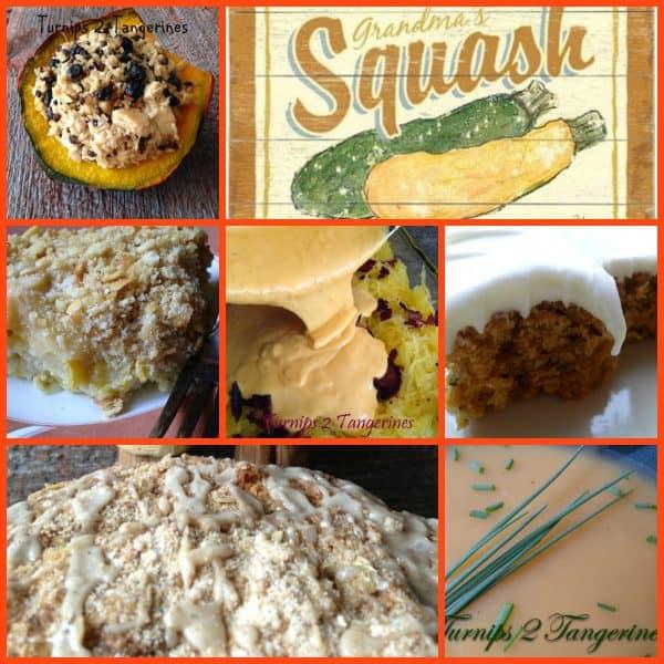 Super Simple Squash Recipes