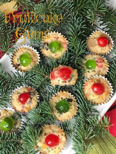 fruitcake gems
