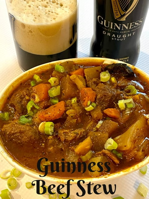 Guinness Oven Baked Beef Stew