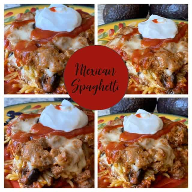 mexican baked