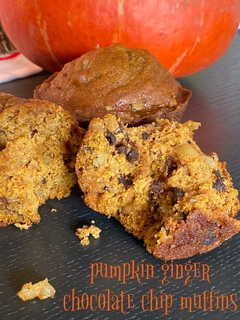pumpkin ginger