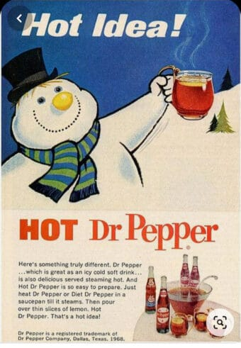 drink hot dr